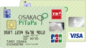 OSAKA PiTaPa(クレジット会員)